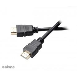 AKASA AK-AK-CBHD02-20V3 HDMI kábel s Ethernet, 2m