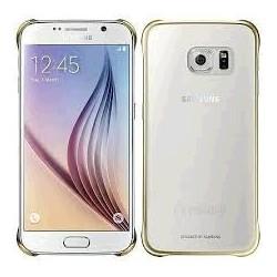 Samsung ochranný kryt pre Samsung Galaxy S6, zlatý EF-QG920BFEGWW
