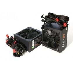 Zdroj 700W, ECO+87 ATX-700WA-14-85(87), APFC, eff. 87+, 14cm ventilátor, bulk