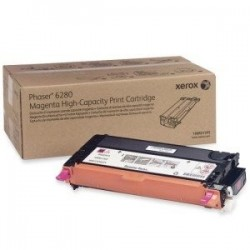 Xerox MAGENTA HIGH CAPACITY PRINT CARTRIDGE, PHASER 6280 DMO (5.9K) 106R01401