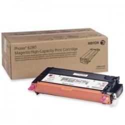 Xerox MAGENTA HIGH CAPACITY PRINT CARTRIDGE, PHASER 6280 DMO (5.9K)...