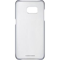 Samsung Clear obal pre Galaxy S7 Edge (G935), čierna EF-QG935CBEGWW
