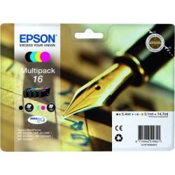 Epson atrament WF-2750 Multipack CMYK C13T16264012