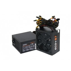 Zdroj 500W, ECO+87 ATX-500WA-14-85(87), APFC, 87+, 14cm ventilátor, bulk