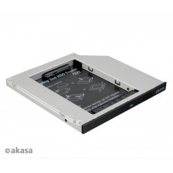"AKASA AK-OA2SSA-03 N.Stor, for 2,5"" SATA/SSD to ODD 9,5mm"