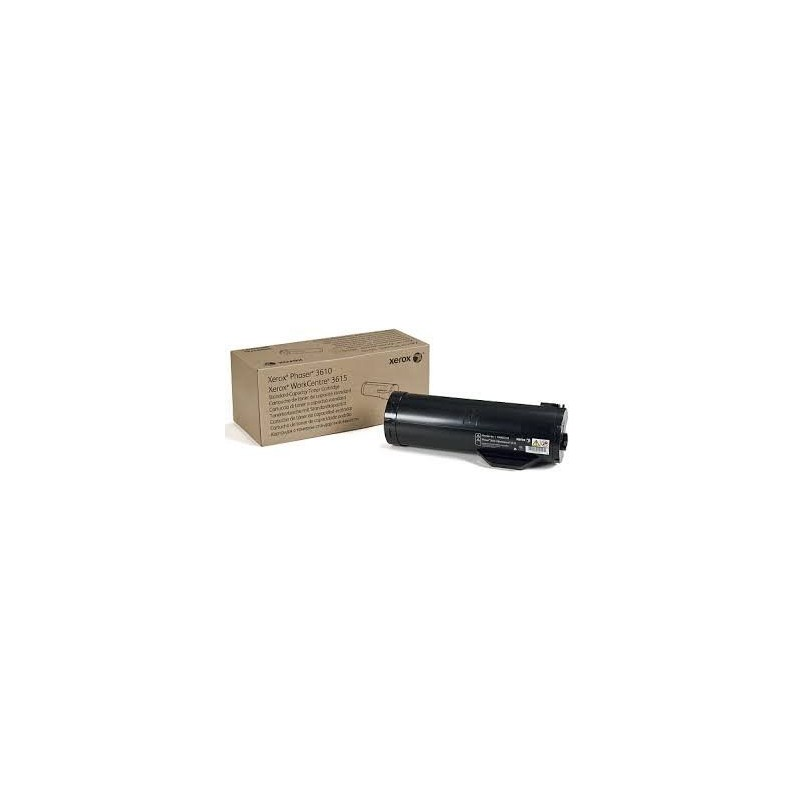 Xerox EXTRA HIGH CAPACITY SOLD TONER CARTRIDGE - Phaser 3610 / WorkCentre 3615 (25 300 str) 106R02732
