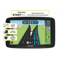 TomTom START 62 EU45 Lifetime 1AA6.002.02