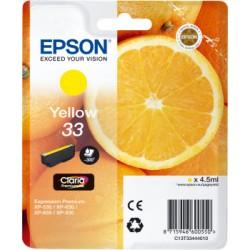 Epson atrament XP-630 yellow L C13T33444012