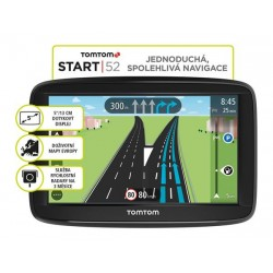 TomTom START 52 Regional CEE Lifetime 1AA5.030.00