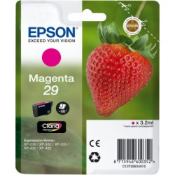 Epson atrament XP-332 magenta L C13T29834012