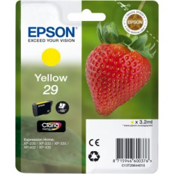Epson atrament XP-332 yellow L C13T29844012