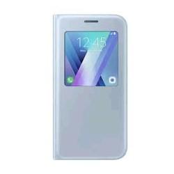 Samsung S View púzdro EF-CA520PL pre Galaxy A5 2017 Modré EF-CA520PLEGWW