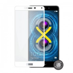 Screenshield HUAWEI Honor 6X Tempered Glass protection (full COVER...