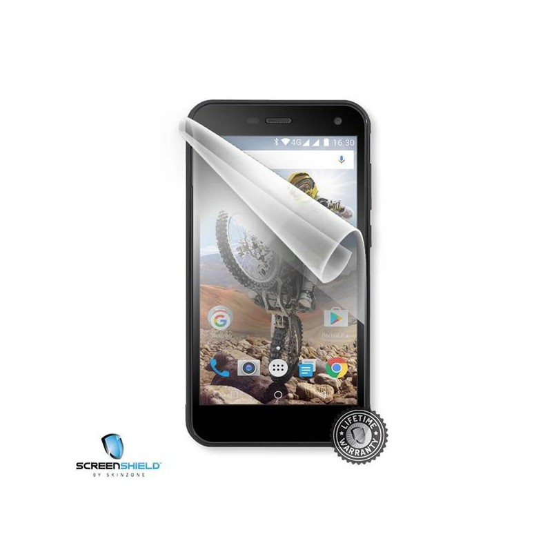 Screenshield EVOLVEO StrongPhone G4 - Film for display protection EVO-STPG4-D