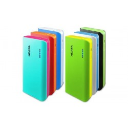 A-DATA Power Bank APT100, 10000mAh, Green-Yellow APT100-10000M-5V-CGRYL