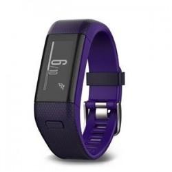 Garmin vívosmart HR + GPS, Purple 010-01955-43