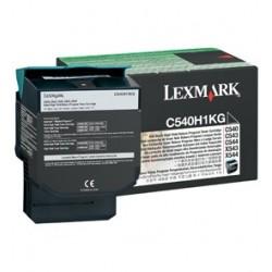 Lexmark C544,x544, 4K Cyan Return program Toner Cartridge C544X1CG