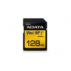 128 GB SDXC/SDHC Premier ONE UHS-II karta ADATA class 10 Ultra High...