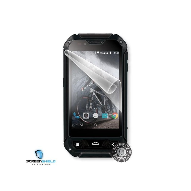 Screenshield EVOLVEO StrongPhone Q5 - Film for display protection EVO-STPHQ5-D