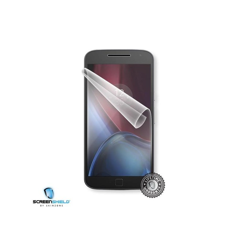 Screenshield MOTOROLA Moto G4 Plus XT1642 - Film for display protection MOT-MG4XT1642-D