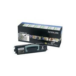 Lexmark X264, X363, X364 High Yield Return Program Toner Cartridge 9K X264H11G
