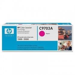 HP toner, Magenta CLJ1500, CLJ2500 (5.000pages) C9703A