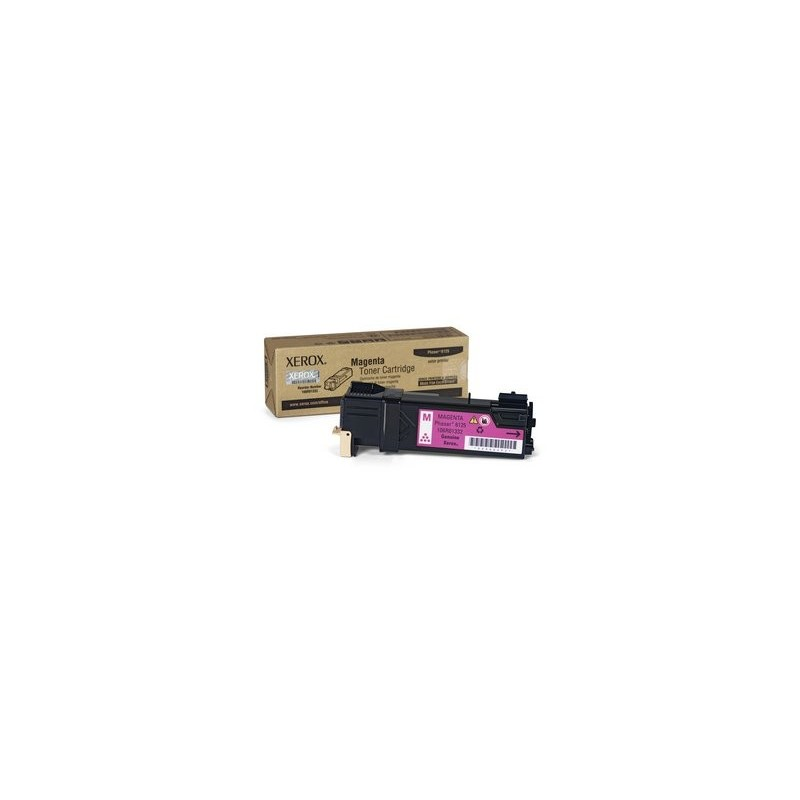 MAGENTA TONER CARTRIDGE, PHASER 6125 1K 106R01336