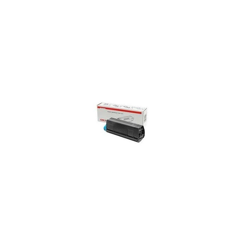 OKI Vysokokapacitný toner do B4600 (7 tis. strán) 43502002