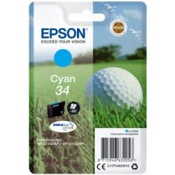 Epson atrament WF-3720 cyan 4.2ml - 300str. C13T34624010