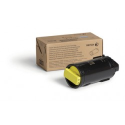 Genuine Xerox Yellow High Capacity Toner Cartridge For The...
