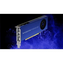 AMD Radeon Pro WX 3100 Workstation Graphics 4GB/128bit GDDR5 2x mDP, 1x DP, LP 100-505999