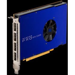 AMD Radeon Pro WX 5100 Workstation Graphics 8GB/256bit GDDR5 4x DP 100-505940