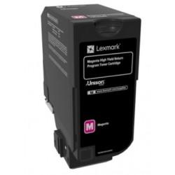Lexmark CS720, CS725, CX725 purpurový toner so štandardnou...