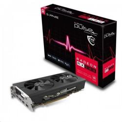 Sapphire Pulse Radeon RX 580 8GB/256-bit GDDR5 2xHDMI DVI-D 2xDP 11265-05-20G