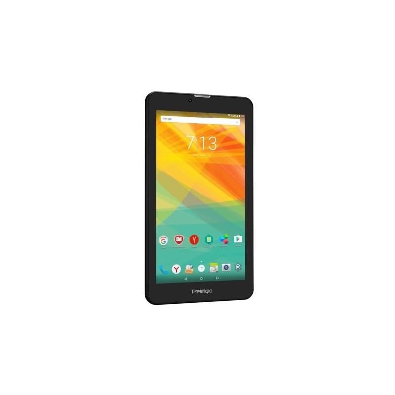 """Prestigio MultiPad Grace 3157 LTE 7"""" IPS 1280x720 LTE QuadCore 1/8GB WIFI BT GPS FM 2800mAh CAM 0.3/2Mpx Android 7.0 PMT31574GC"""