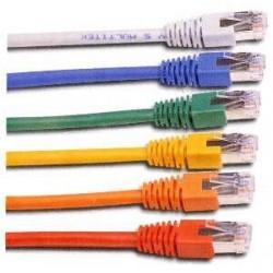 OEM patch kábel Cat6, FTP - 15m , šedý PKOEM-FTP6-150-GR