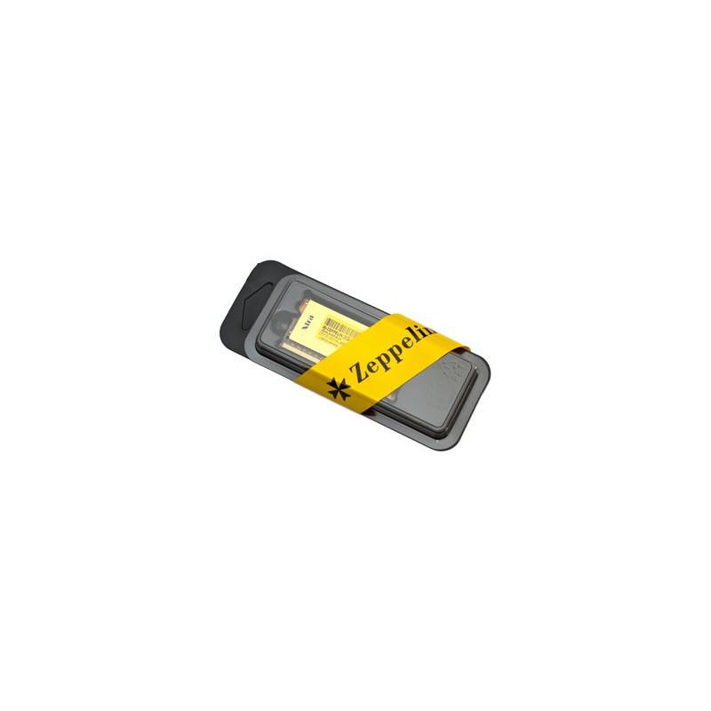 EVOLVEO 2GB SODIMM DDR II 667MHz Zeppelin GOLD (box), CL6 (doživotní záruka) 2G/667 SO EG