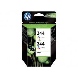 HP Ink Cart 344/3c 14ml 2pk C9505EE