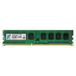 Transcend paměť 2GB DDR3-1333 U-DIMM 1Rx8 TS256MLK64V3N