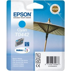 EPSON cartridge T0442 cyan (slunečník) C13T04424010