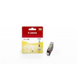 Canon cartridge CLI-521Y Yellow BLISTR s ochranou (CLI521Y) 2936B008
