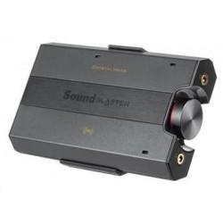 CREATIVE Sound Blaster E5, digitálně-analogový převodník, zesilovač sluchátek (externí zvukovka) 70SB159000001