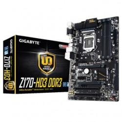 Základná doska GIGABYTE Z170-HD3 DDR3