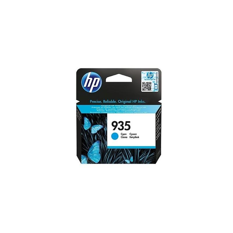 HP Azúrová originálna atramentová kazeta HP 935 C2P20AE
