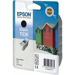 EPSON cartridge T0361 black (domky) C13T03614010