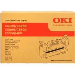 fuser OKI C5600/C5700/C5800/C5900/C5550MFP, MC560 43363203