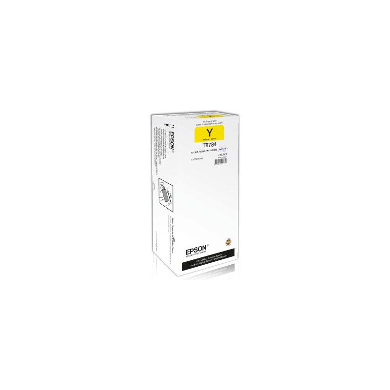 Epson atrament WF-R5000 series yellow XXL - 425.7ml C13T878440