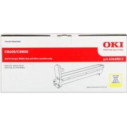 valec OKI C8600/C8800 yellow 43449013