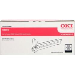 valec OKI C8600/C8800 black 43449016