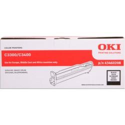 valec OKI C3300/3400/3450n/3600n black 43460208